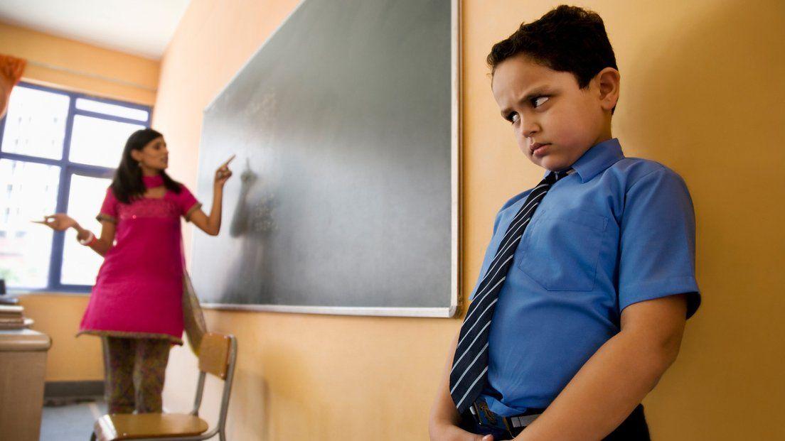 Diciplina escolar